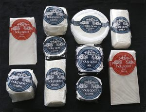 Example of $120 Cheese Box